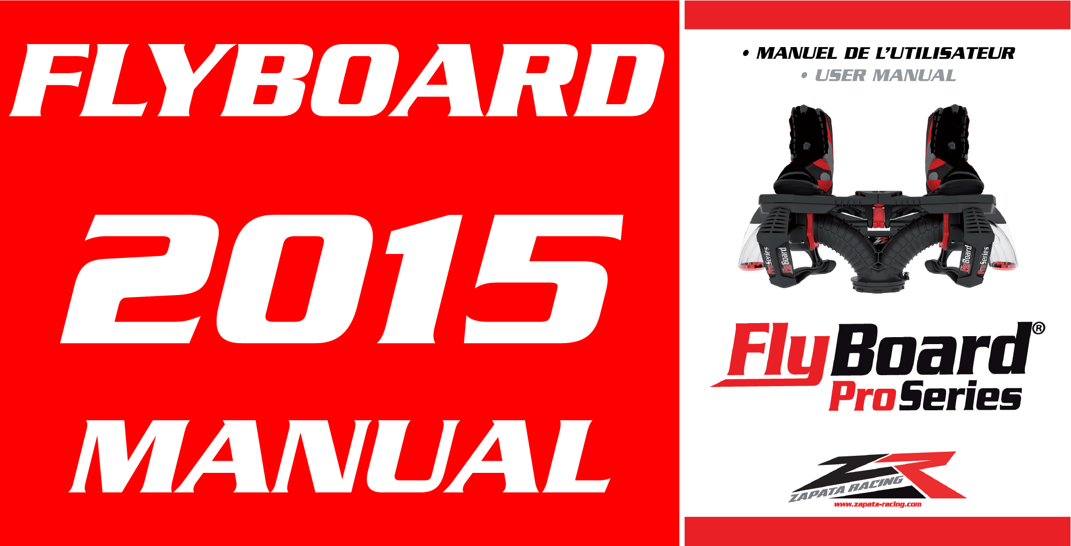 Flyboard V4 2015 Manual Download